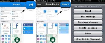 How to Folders and Multiple s in Dropbox App for iPhone