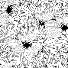 A Imprimer Nature Fleurs Nu On Coloriage Fleurs I Avtomobil
