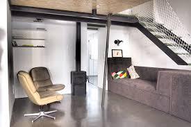 architektur kleiner wohnraum caramel architektur