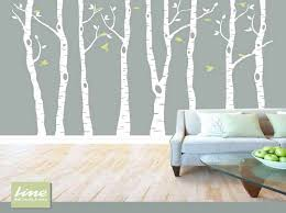 Paint Tree On Wall Koloniedladzieci