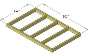 directions for building a portable workbench