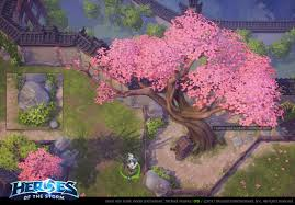 Polytree Christmas Trees Instructions by Hi Here U0027s Some Stuff I Did For The Heroes Of The Storm 2 0 Update