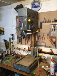 Floor Mount Drill Press by Drill Press Stand Pirate4x4 Com 4x4 And Off Road Forum
