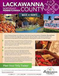 Halloween Haunt Worlds Of Fun Map by Calendar Lackawanna County Convention Visitors Bureau
