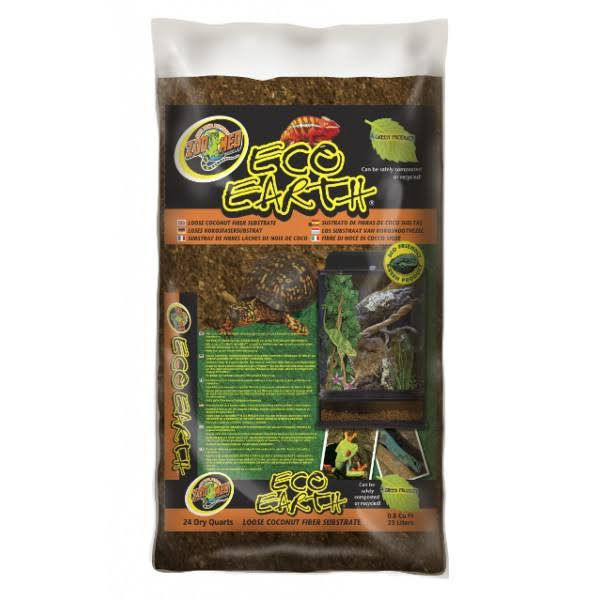 Eco Earth Loose Coconut Fiber Substrate