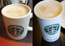 The Distinctive Features Of Cappuccino And Latte Flavor Texture Comparisons Between Nutrition Starbucks