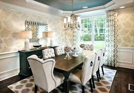 Formal Dining Room Design Small Rectangular Table Designs Ideas Trends Impressive