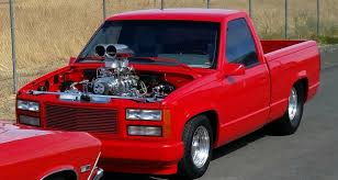 100 Chevrolet Sport Truck BangShiftcom Meets Pro Street This 1989 C