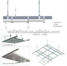 metal exposed false ceiling joist concealed ceiling system buy
