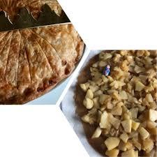 ma cuisine sans gluten galette des rois pommes crème de marron sans gluten ma cuisine