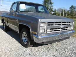 1987 Chevrolet Silverado Fleetside Short Bed Pickup Truck ... Silverado 1987 Chevrolet For Sale Old Chevy Photos Cool Great C10 Gmc 4x4 2017 Best Of Truck S10 For 7th And Pattison On Classiccarscom Classic Short Bed R10 1500 Shortbed Ck 67 Chevrolet Pickup Cars Pickup Pressroom United States Images Fleetside K10 Autotrends Chevy Silverado Another Cwattzallday