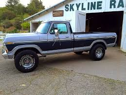 Ford 1978 Ford F150 For Sale California | Truck And Van