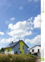 100 Modern Rural Architecture House In Countryside At Springtime