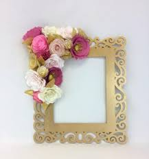Beautiful Floral Frame For Decorating Your Home Or Nursery These Frames Make Fun Photo Props Gorgeous Wedding Party Event Pictures