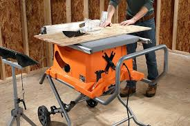 Ryobi Tile Saw Stand by Bosch 4000 Table Saw Home Depot Wet Tile Saw With Stand D24000s