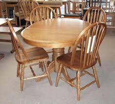 Oak Kitchen Table Sets Image Oak Kitchen Table Sets 57 Solid