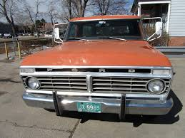 100 1974 Ford Truck Autoliterate F100 Ranger XLT Part 2