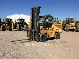 100 Caterpillar Chile TRADEIN DP70NM Misc Forklifts Material Handling