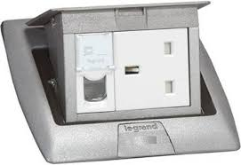 Legrand Floor Boxes Rfb4 by Legrand Floor Box 377b Ourcozycatcottage Com