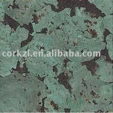 sea cork wall tile green eco style tile
