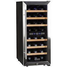 Tresanti Wine Cabinet With 24 Bottle Cooler by Free Standing Wine Fridges And Cellars Ebay
