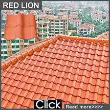terracotta roofing exterior of home with tile roofing installation