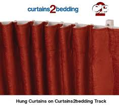 curtains2bedding 196 500cm plastic curtain track strong