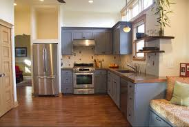 kitchen color ideas with cabinets oak cabinet led ceiling