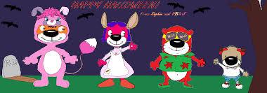 Wiki Smashing Pumpkins by Sophie And Pb U0026j U0027s Trick Or Treat Beat Goanimate V2 Wiki Fandom