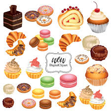 Cake clipart cakes and pastry 5