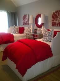 75 rote schlafzimmer ideen bilder april 2021 houzz de