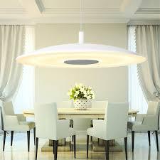 New Nordic Single Head Led Pendant Lamp Modern Minimalist Dining Room White Hanging Light Lamparas