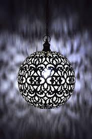 marokkanische design hängeleuchte leuchte aus indien küche
