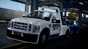 Ford F-550 Towtruck