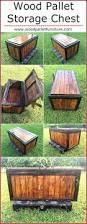 best 25 wooden trunk diy ideas on pinterest pallet chest