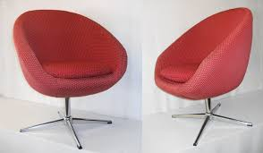 Swivel Pod Dining Chair by Retro Vegas Seating