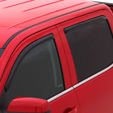 AVS 194063 - In-channel Ventvisor 4pc Rain Guards Inchannel Vs Stickon Anyone Know Where To Get Ahold Of A Set These Avs Low Profile Door Side Window Visors Wind Deflector Molding Sun With 4pcsset Car Visor Moulding Awning Shelters Shade How Install Your Weathertech Front Rear Deflectors Custom For Cars Suppliers Ikonmotsports 0608 3series E90 Pp Splitter Oe Painted Dna Motoring Rakuten 0714 Chevy Silveradogmc Sierra Crew Wellwreapped Kd Kia Soul Smoke Vent Amazing For Subaru To And