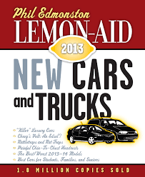 Lemon-Aid New Cars And Trucks 2013 | Dundurn Press