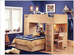 Low Loft Bed With Desk Underneath by Kids Bunk Beds With Desk Underneath Black Fabric Sofa Bed Flower