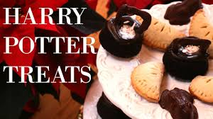 Pumpkin Pasties Recipe by Harry Potter Holiday Treats Cauldron Cakes Pumpkin Pasties