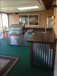 We Build Custom Outdoor Kitchens Fire Features In Our Facility And Then Deliver Install