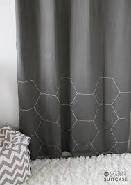 Ikea Sanela Curtains Grey by Ikea Curtain Makeovers How To Hack Your Ikea Curtains