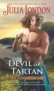 Devil In Tartan Highland Grooms Series 4
