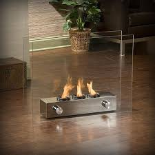 Portable Indoor & Outdoor Fireplace StrictlyManCave