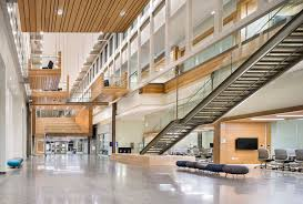100 Atrium Architects Taylor Institute U Of Calgary Canadian Architect