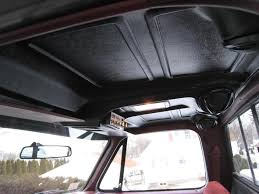 Highliner With 4 Speakers | Bowtieguy's 73-87 Chevy Truck Stop 905x60 23x150cm Ceiling Roof Ling Foam Backing Upholstery New Headliner Ford Truck Enthusiasts Forums Redneck Vin Of Truck With Light Grey Pewter Sunvisor Plastic Would Anybody Happen To Have A Headliner For Mk1 Rabbit 09 Badly Sagging Honda Ridgeline Owners Club Repair Headlinerrepair Rewrapped The American Flag Remove Trim Fixing My Mistake Rangerforums The Ultimate 1208lrmp13o1963cvrolettruckcustomheadliner Lowrider