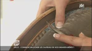 relooking fauteuil louis xv m6 vous castings relooker les fauteuils de nos grands mères