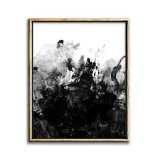 Neutral Abstract Minimal Art Chaos Wonder Design