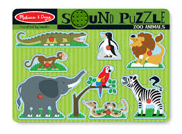Melissa And Doug Floor Puzzles Target by Animales Del Zoológico Didacticstore Melissaanddoug