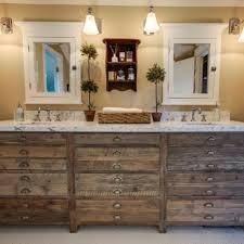 Distressed Bathroom Vanity Ideas by Black Distressed Bathroom Vanity Western Style Bathroom Vanities